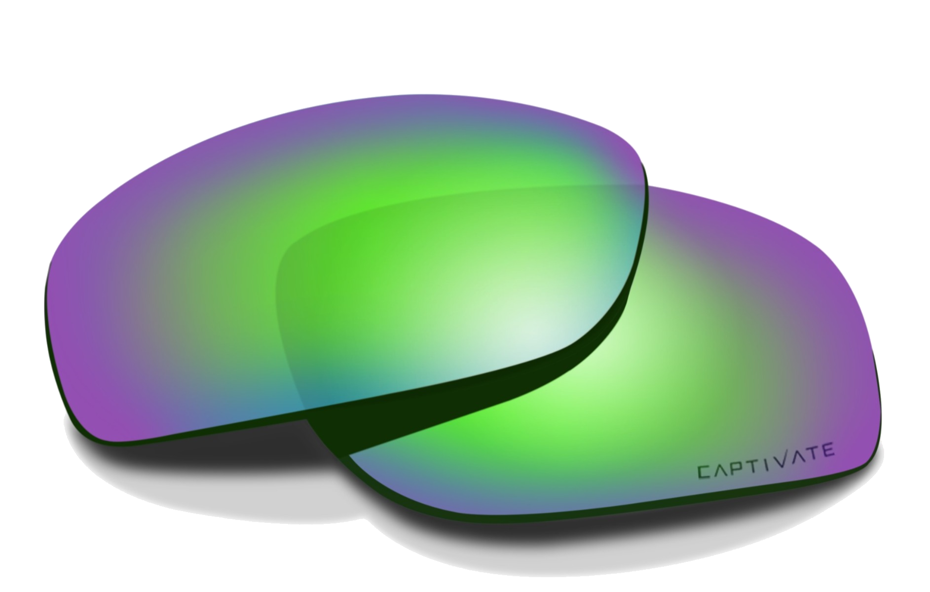 Contend CAPTIVATE™ Polarized Lenses Image